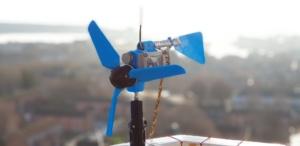 Balcony Wind Turbine MK14