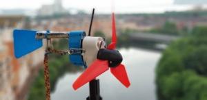 Balcony Wind Turbine MK15
