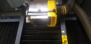 Roland MDX-540 Tool Changer Vacuum attachment